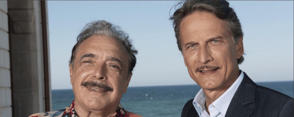 Fratelli Caputo, al via la serie con Nino Frassica e Cesare Bocci: cast e anticipazioni prima puntata