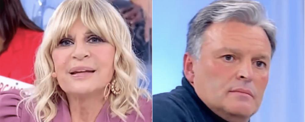 Uomini e Donne, Maurizio Guerci rassicura Gemma Galgani sul suo amore