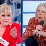 Uomini e Donne: Tina fa la doccia a Gemma, Maria De Filippi incredula