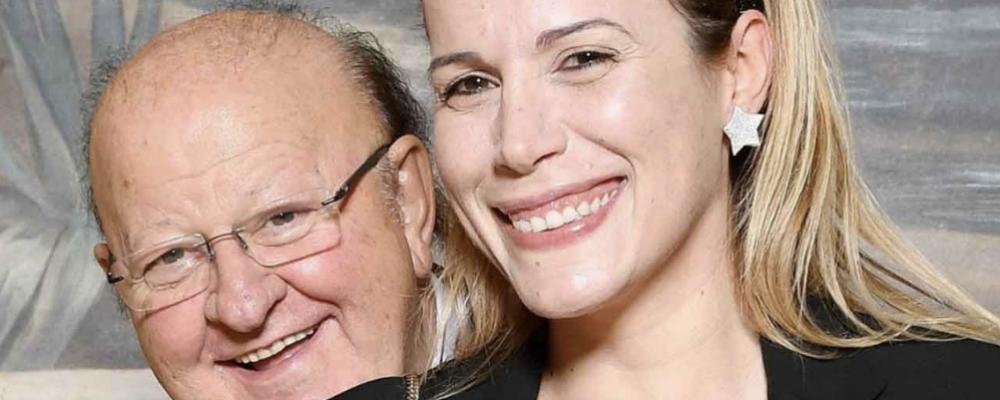 Massimo Boldi, è di nuovo amore con Irene Fornaciari: 'Vorrei venisse a vivere con me'