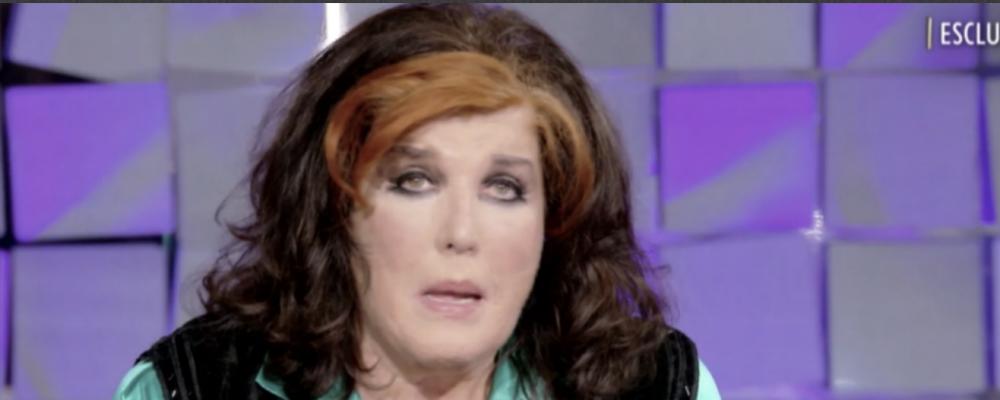 Patrizia De Blanck: 'Mia madre mi chiese di ucciderla'