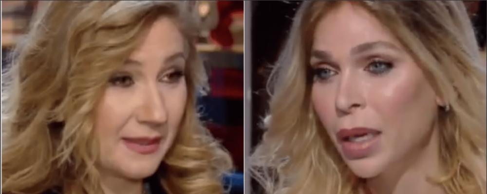 Vittoria Schisano gela Serena Bortone in diretta: 'Mi sento presa in giro'
