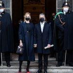 Ambrogino d'Oro, Chiara Ferragni e Fedez premiati 'Speriamo di fare sempre di più'