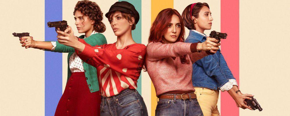 Brave Ragazze, trama, cast e curiosità del thriller tutto al femminile