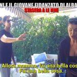 Le Iene, scherzo a Francesco Oppini per il nuovo 'fidanzato' di Alba Parietti