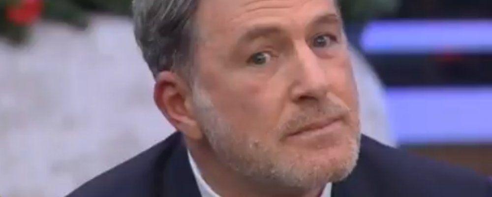 GFVip, Filippo Nardi squalificato esce dalla casa per le sue espressioni volgari