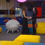 GFVip, Rosalinda e Dayane il bacio segreto svelato da Cristiano e Stefania