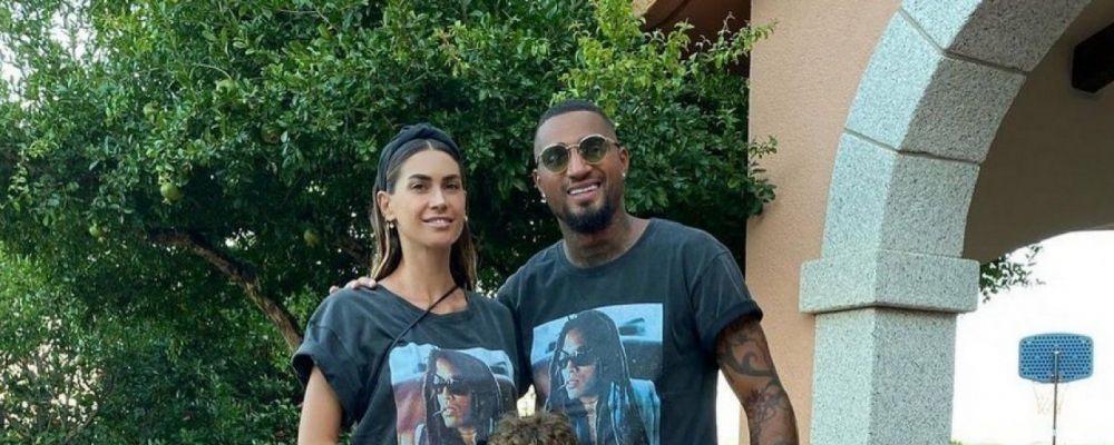 Melissa Satta ufficiale la fine del matrimonio con Kevin Prince Boateng