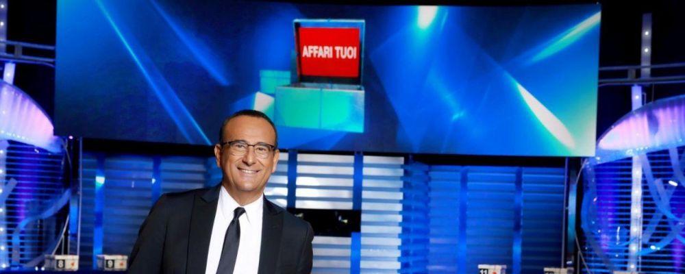 Affari Tuoi (Viva gli sposi!), Carlo Conti con 7 speciali per una super lista di nozze