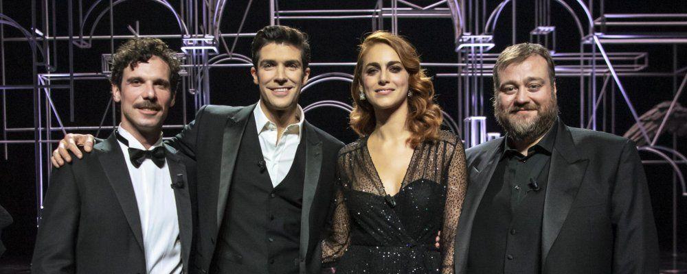 Il primo gennaio di Rai1 si comincia con Roberto Bolle e Danza con me, gli ospiti e i conduttori