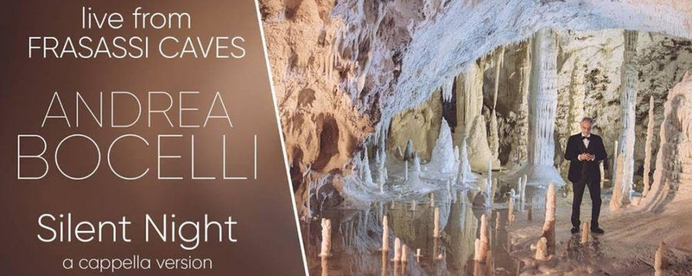 Silent Night: A Christmas Prayer, Andrea Bocelli in concerto