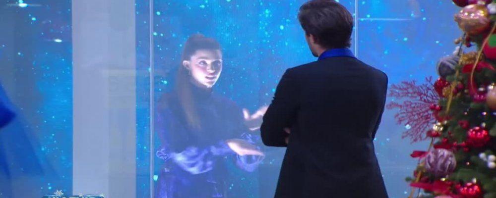 GFVip, Andrea Zelletta si confronta con Natalia Paragoni 'Ti amo alla follia'