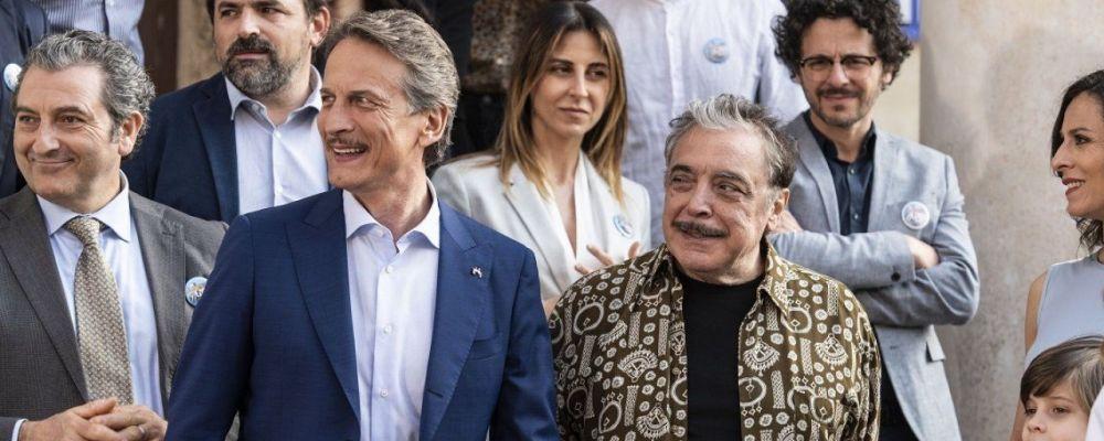 Fratelli Caputo, anticipazioni della seconda puntata della fiction con Nino Frassica e Cesare Bocci