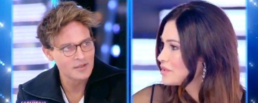Gabriel Garko su Manuela Arcuri 'Siamo stati insieme realmente'