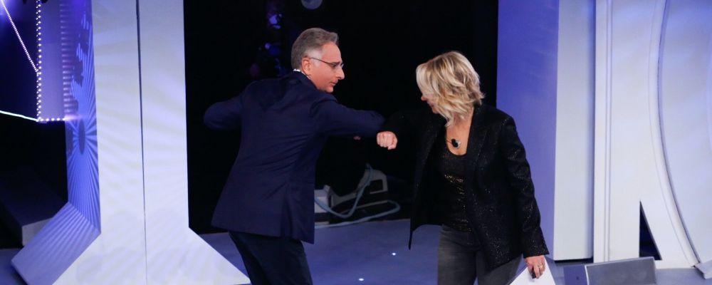C'è posta per te, Paolo Bonolis e Federica Pellegrini ospiti della sesta puntata