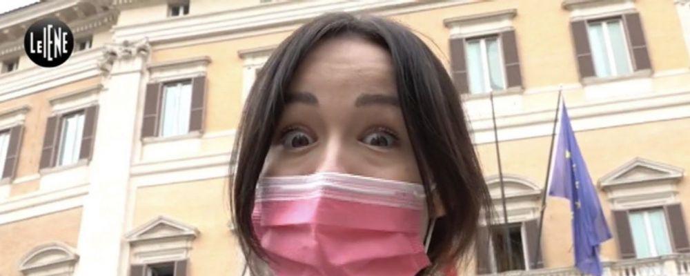 Aurora Ramazzotti è la nuova inviata de Le Iene