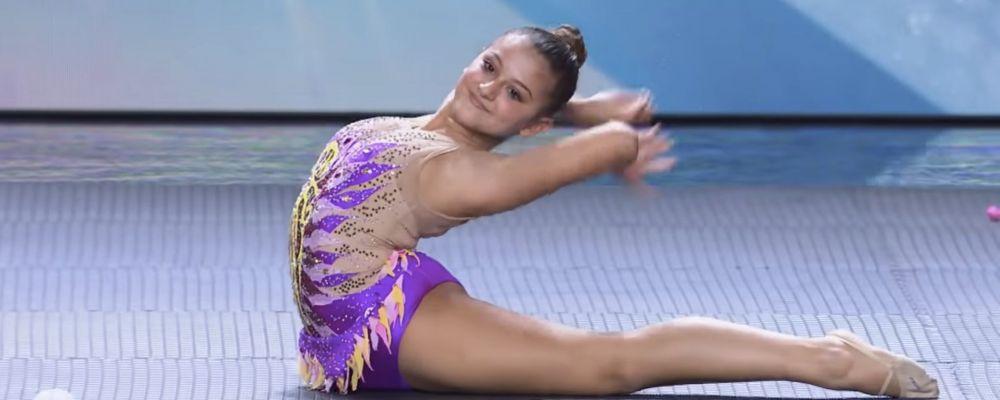 Italia's Got Talent: Giorgia Greco, l'atleta con una gamba sola va in finale