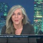 Giovanna Botteri ospite a Sanremo 2021: 'Sono già in pensiero per i miei capelli'