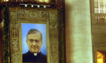 The Pope Canonizaties Josemaria Escriva In Rome October 6