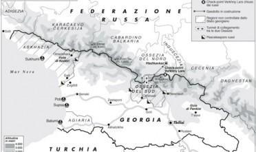 Georgia chiama Europa. E la Russia attacca