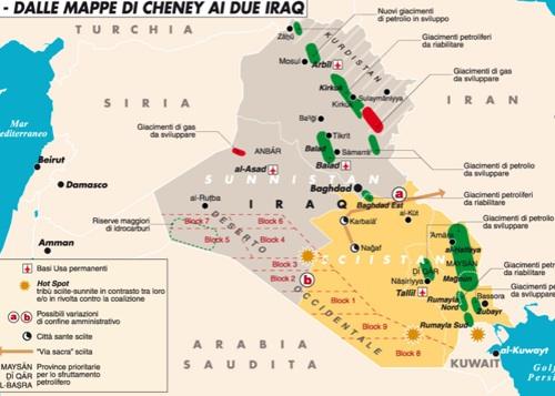 Iraq e petrolio: apertura agli stranieri