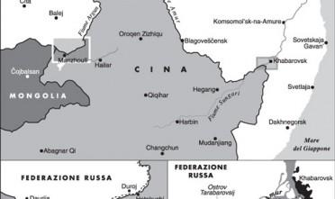 Russia e Cina: terra in cambio di affari