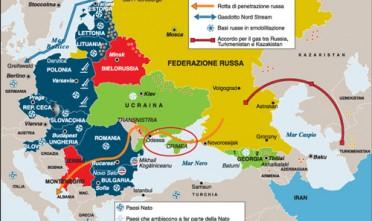 La linea rossa dell'Occidente