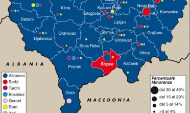 La Georgia vista dai Balcani