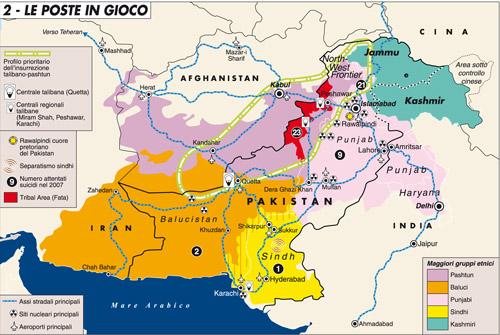 Pakistan: nuovo presidente, vecchi problemi