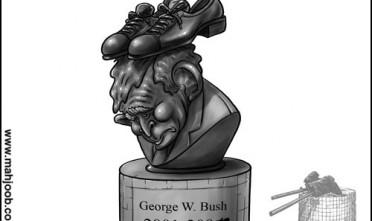 Così finì l'era Bush
