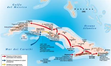 Il dopo Castro fra embargo, turismo e petrolio