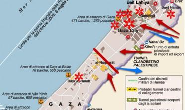 Attacco su Gaza
