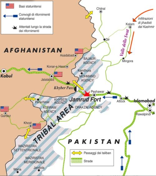 Pakistan: attentato nella moschea