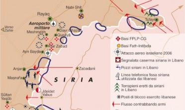 Siria-Libano: dove non osano gli ispettori