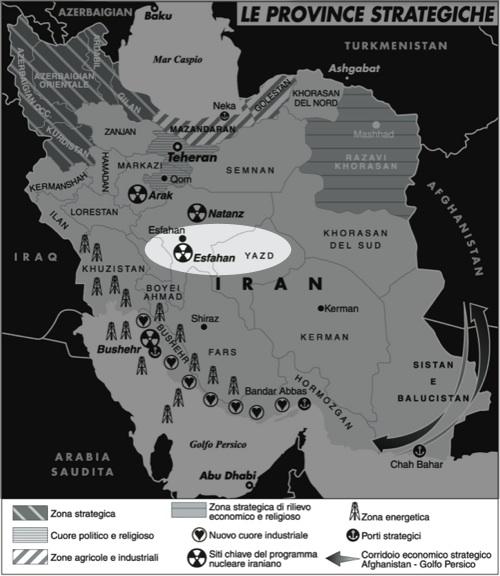 Iran: nuovo impianto nucleare