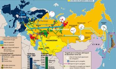 La Cina apre al petrolio kazaco