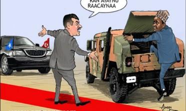 Somalia: in Turchia non si usano i blindati?