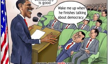 Obama-Mubarak: il sonno della democrazia
