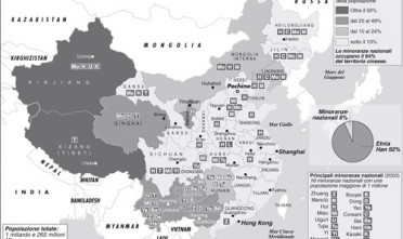 Cina e islam: dove si grida «Allahu Akbar»