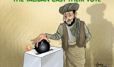 Il voto dei Taliban