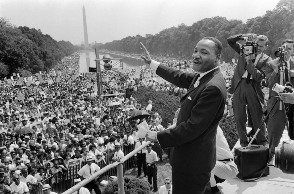 Martin Luther KIng (Foto: AFP/Getty Images)