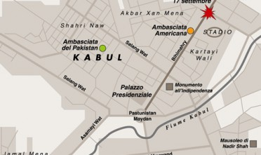 Afghanistan: attentato a Kabul, vittime italiane