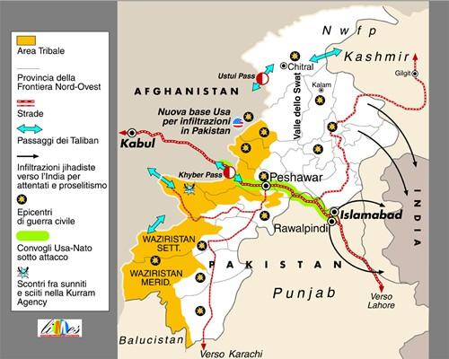 AfPak e il confine bollente