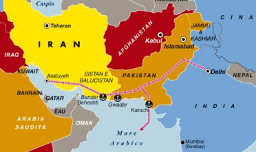 Il gasdotto Iran-Pakistan-India