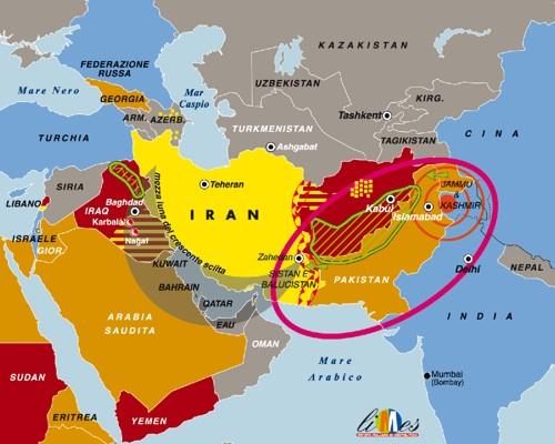 L'Iran e le crisi del Medio Oriente