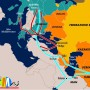 Gas: la dipendenza russo-europea