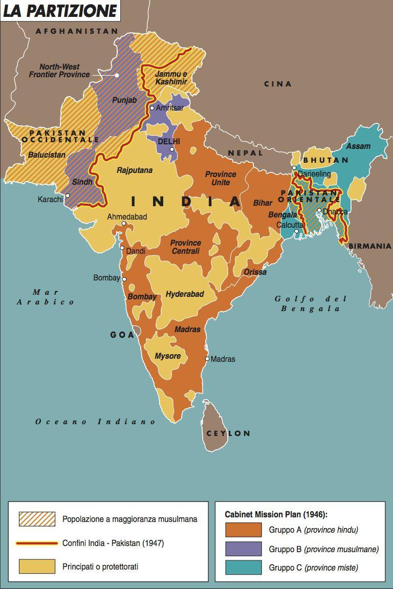 partizione indiana