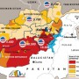 Mappe: lo schieramento Usa in Afghanistan