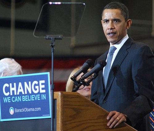 Un anno di... Obama