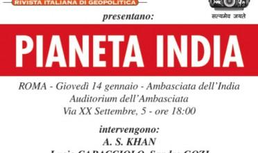 A Roma il Pianeta India